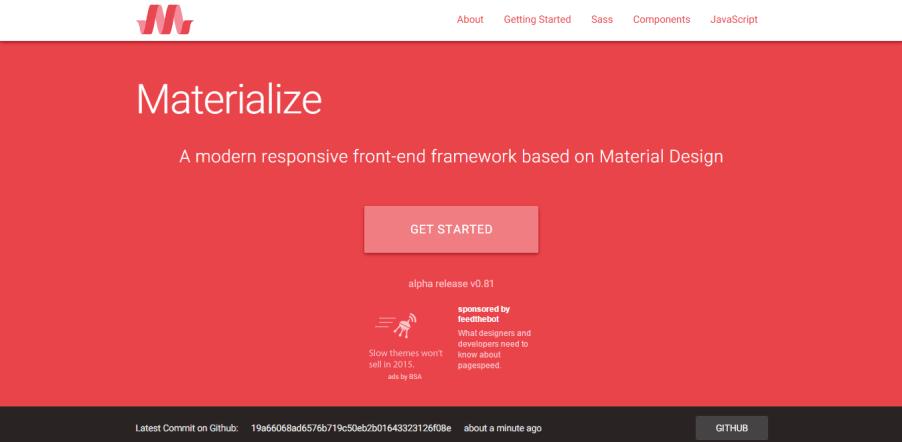 7 Increibles frameworks de diseño para tu pagina web