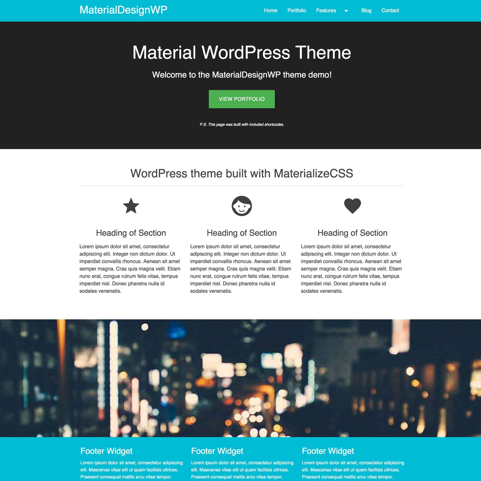 materialdesignwp