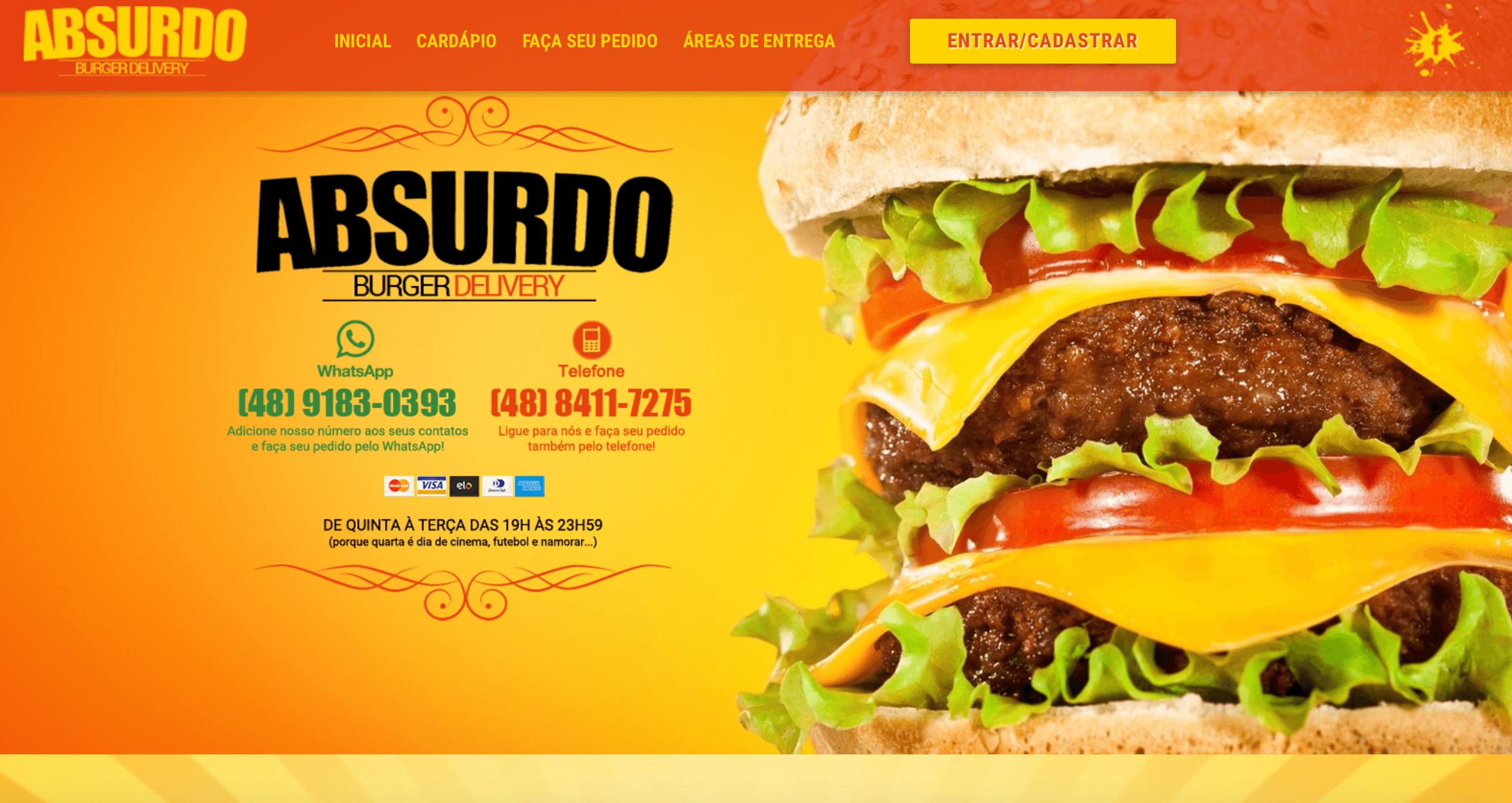 absurdo-burger-material-design
