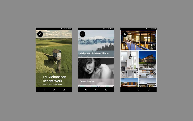 material-design-app