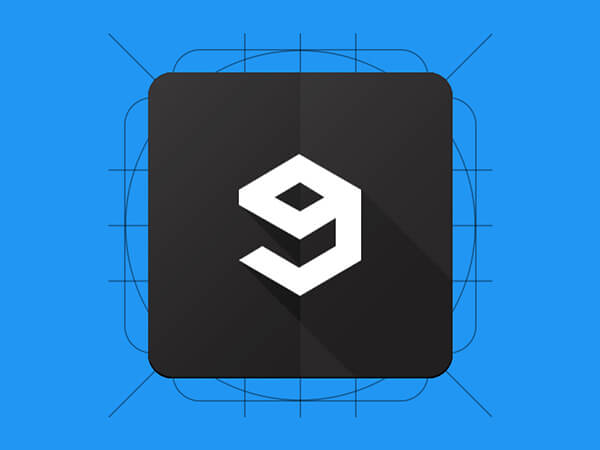 9gag-material-design-icon