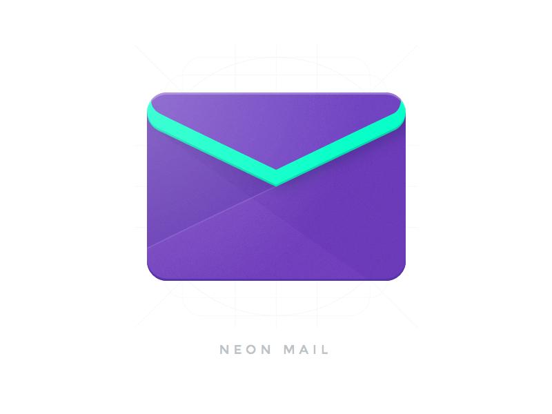 neonmail-material-design