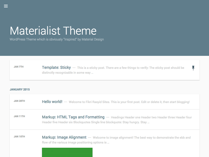 materialist-material-design-theme