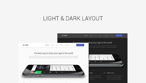 material-design-html-template