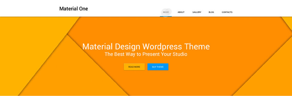 material-wp-theme