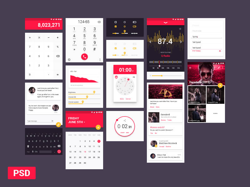 material-design-ui-kit-free-download