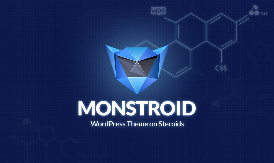 Monstroid WordPress Theme