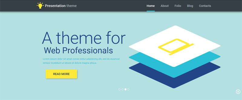 1-Web-Presentation-WordPress-Theme