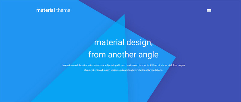 2-Material-Design-Portfolio-WordPress-Theme