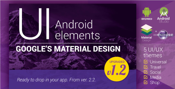 Android-Material-Design-Elements