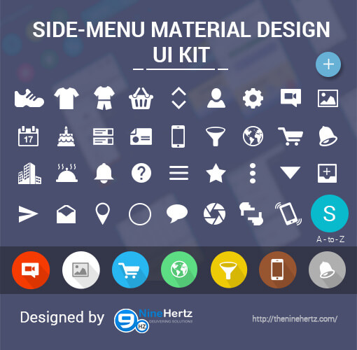 side-menu-material-design-ui-kit123