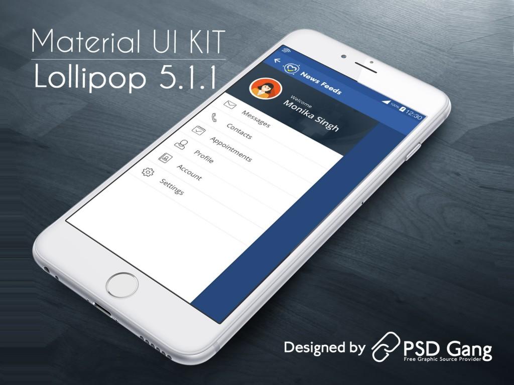 Material-UI-Kit11