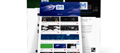 WMD - #1 Premium Material Design Theme for Wordpress