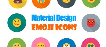 material design emoji icons